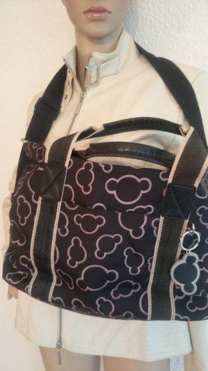 Supersüße Tasche im Bärchen-Design mit Bärchenanhänger
