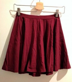 Atmosphere Skater Skirt bordeaux