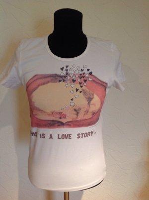 Supersüsses Strenesse Blue T-Shirt Love