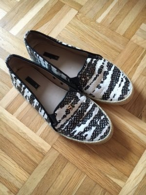 Supertrash ALISA Slipper black