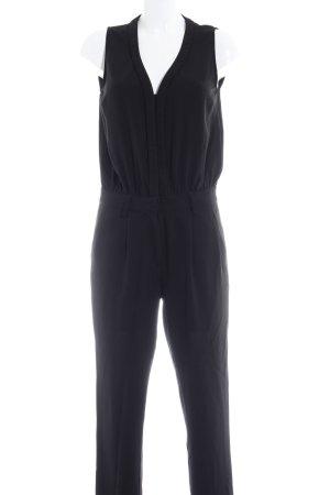 Supertrash Jumpsuit schwarz Elegant
