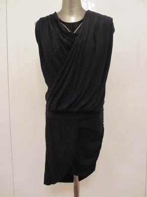 SUPERTRASH Kleid black - Gr. S