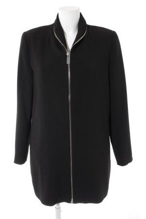 Supertrash Lange Jacke schwarz Elegant