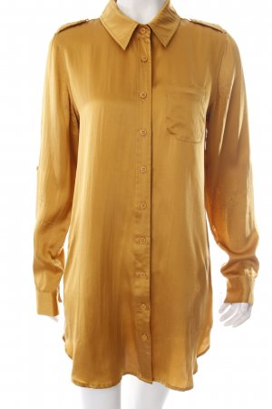 Supertrash Longbluse Gold