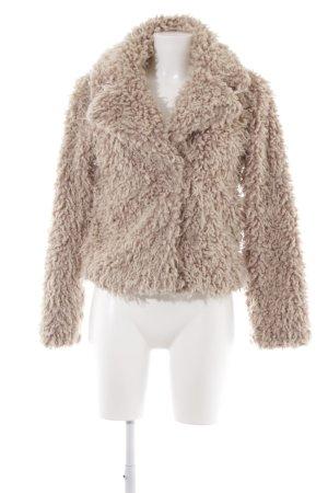 Supertrash Übergangsjacke beige Street-Fashion-Look