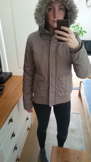 superwarme winterjacke von bench