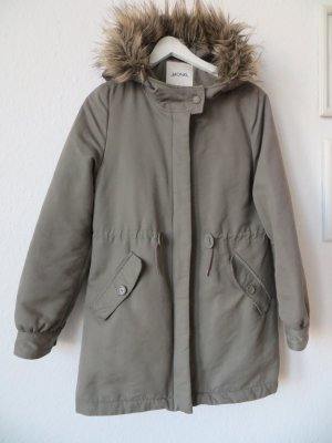 Superwarme Winterjacke von Monki in Größe S weekday cos