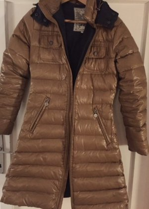 Blaumax Down Coat bronze-colored