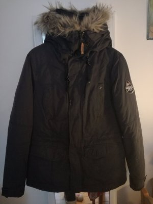 Superwarmer KHUJO Parka - wie neu