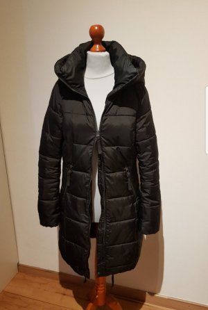 H&M Winter Coat black