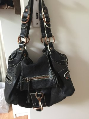 Superweiche Handtasche aus Leder