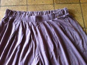 Superweiche Haremshose von PRINCESSE tam.tam, Gr. 36/38, violett