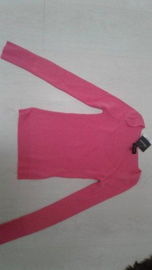 Superweicher Pullover pink