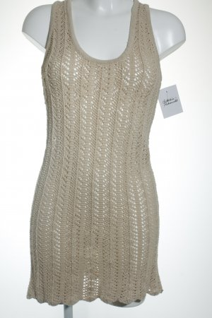 Supre Strickkleid creme Casual-Look