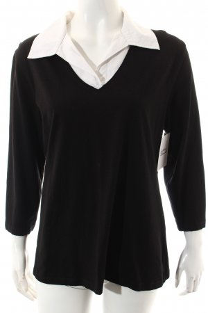 Sure Shirt black-white casual look