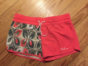 Oxbow Short de sport rose-kaki