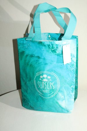 SURFERS PARADISE * Beach Bag * Strandtasche * Shopping Bag * Neu mit Etikett *