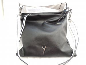Suri Frey Crossbody bag white-black