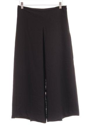 SusyMix Pantalon «Baggy» noir style d'affaires