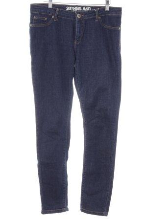 Sutherland Skinny Jeans dunkelblau Casual-Look