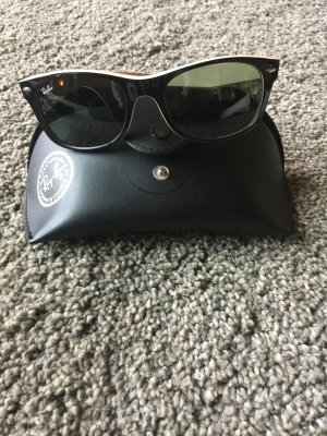 Ray Ban Glasses white-black