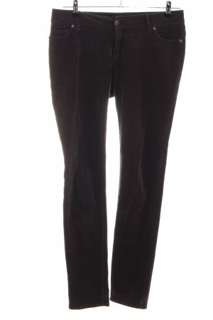 Suzanna Corduroy Trousers brown casual look