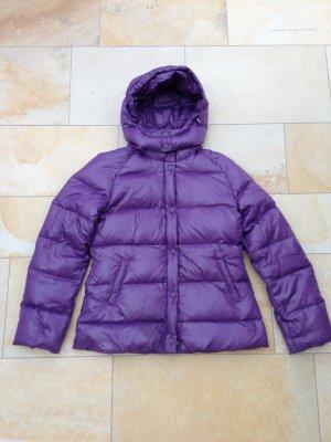 Suzanna Daunenjacke, Steppjacke violett Größe 38