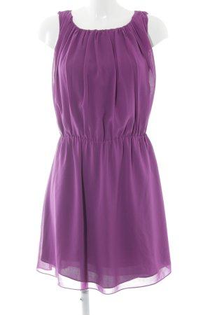 Suzanna Empirekleid purpur Elegant