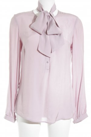 Suzanna Hemd-Bluse roségoldfarben Casual-Look