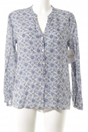 Suzanna Langarm-Bluse florales Muster Casual-Look