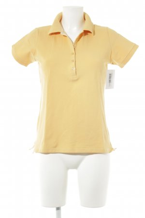 Suzanna Polo-Shirt hellorange Casual-Look