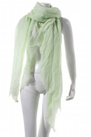 SVB Exquisit Neckerchief pale green casual look
