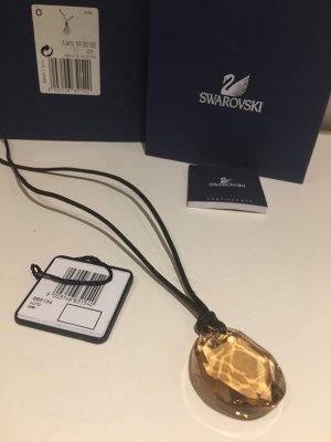 Swarovski A 9450 000 095 LCTO, vintage, Halskette mit Band und Stein, NEU und OVP!