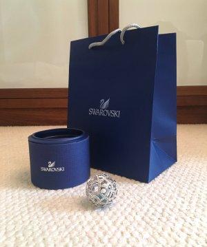 Swarovski Pendant silver-colored-turquoise