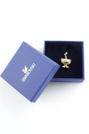 Swarovski Pendente oro elegante