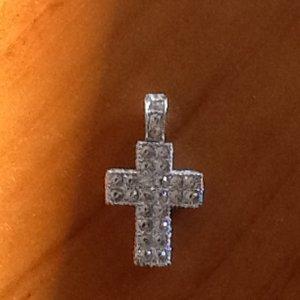 SWAROVSKI Anhänger Kreuz