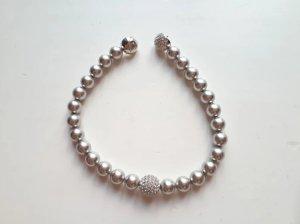 Swarovski Armband zilver