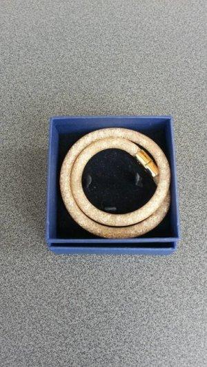 Swarovski Collana oro