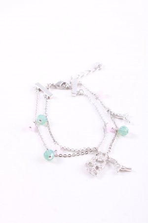 Swarovski Bracelet multicolore style décontracté