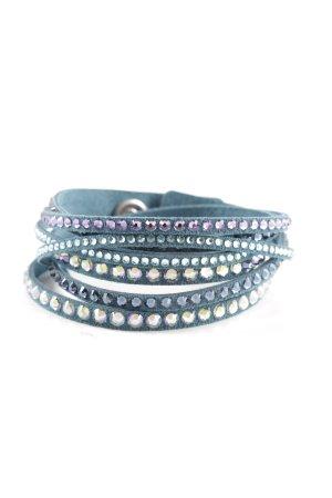 Swarovski Bracelet blue elegant