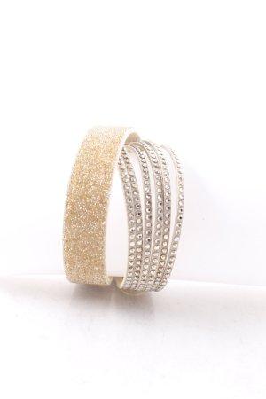 """Swarovski Armband """"Cry Gsha/Gos Bracelet"""" beige"""