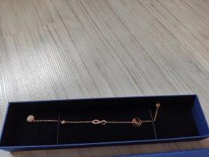 Swarovski Gold Bracelet rose-gold-coloured