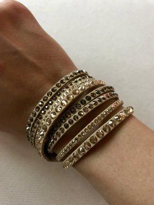 Swarovski Armband #gold