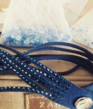 Swarovski Armband +Kristalle