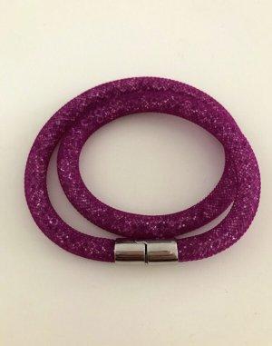 Swarovski Armband lila