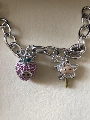 Swarovski Armband mit Chains