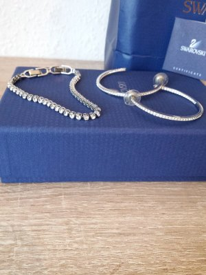 Swarovski Armband mit Ohrringe Neu