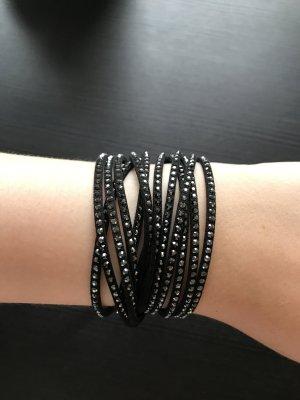 Swarovski Armband Schwarz