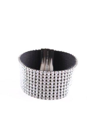 Swarovski Bracelet noir élégant