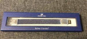 Swarovski Armband USB 8 GB lila Gr. S